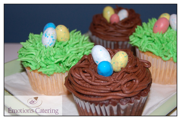 Specialty Easter Cupcakes